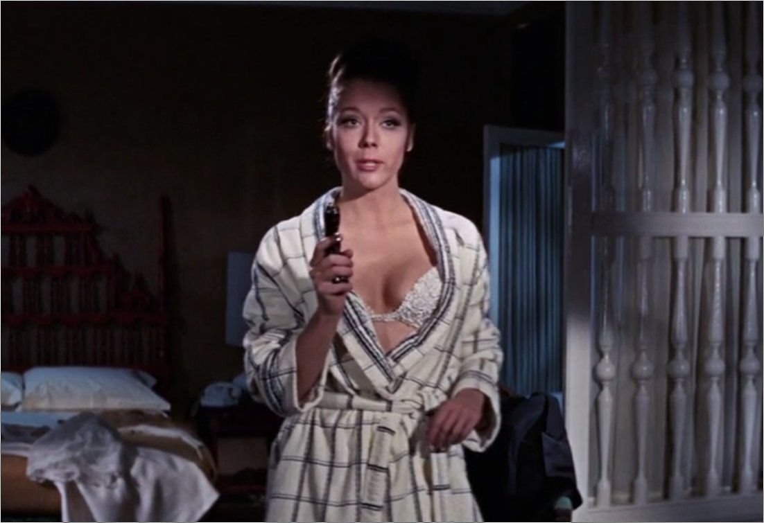 Image result for on her majesty's secret service gif